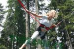 Tarzanie - Bungee trampolíny