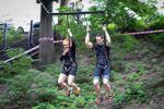 Tarzanie - Velká houpačka