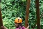 Tarzanie - Dětská trasa
