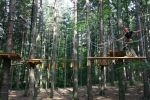 Tarzanie - Zelená trasa